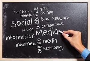 lavagna social media